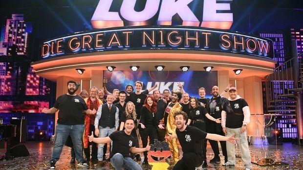 Luke! Die Greatnightshow - Luke! Die Greatnightshow - Deutschland Lacht!