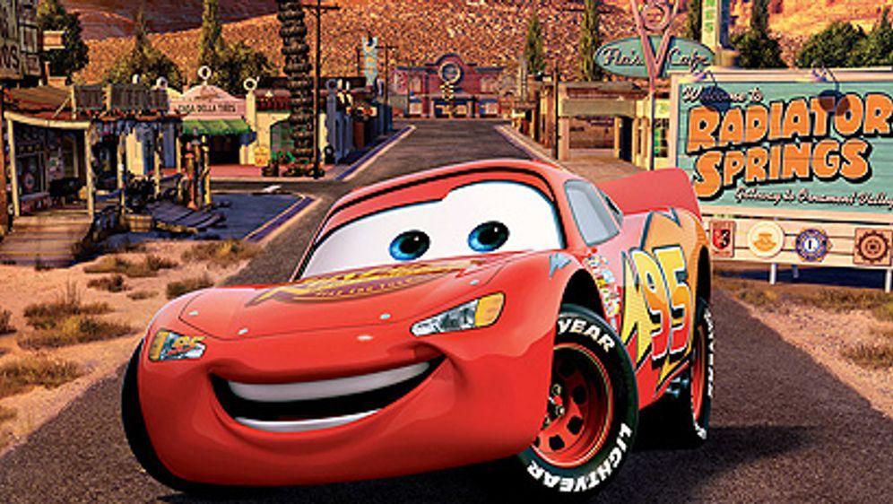 Cars - Bildquelle: 2012 Disney/PIXAR