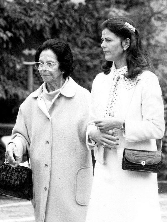 Koenigin-Silvia-von-Schweden-Alice-de-Toledo-Sommerlath-1986-AFP - Bildquelle: AFP