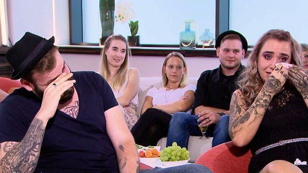 Hochzeit Auf Den Ersten Blick - Hochzeit Auf Den Ersten Blick - Staffel 6 Episode 8: Die Entscheidung: Dramatische Eskalation Bei Jessica Und Marc