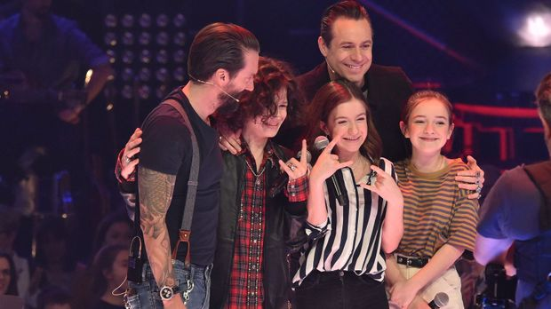 The Voice Kids - The Voice Kids - Staffel 7 Episode 8: Battles Und Sing Offs