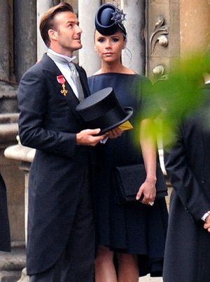 William-Kate-Westminster-Abbey-David-Victoria-Beckham3-11-04-29-300_404_AFP - Bildquelle: AFP
