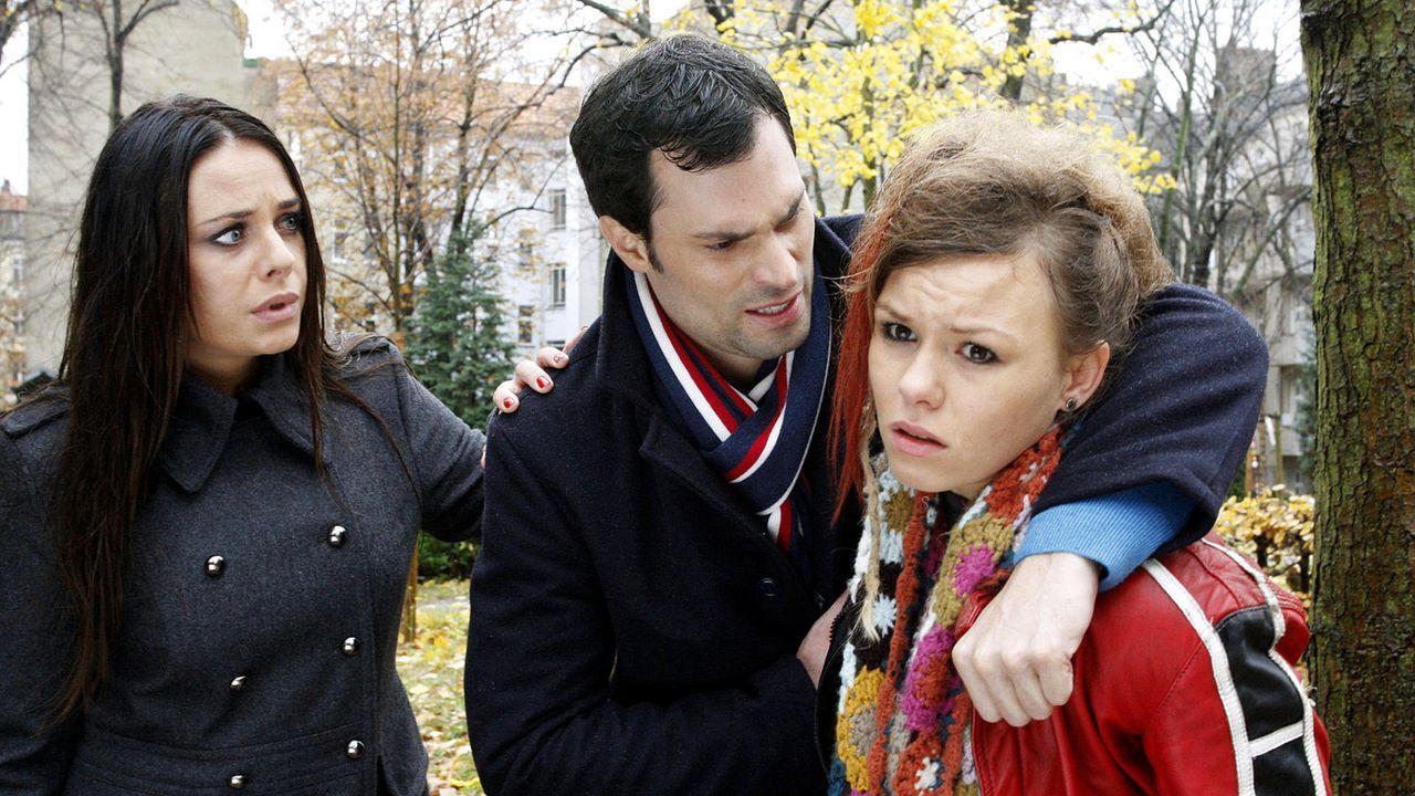 Anna-und-die-Liebe-Folge-602-03-SAT1-Noreen-Flynn - Bildquelle: SAT.1/Noreen Flynn