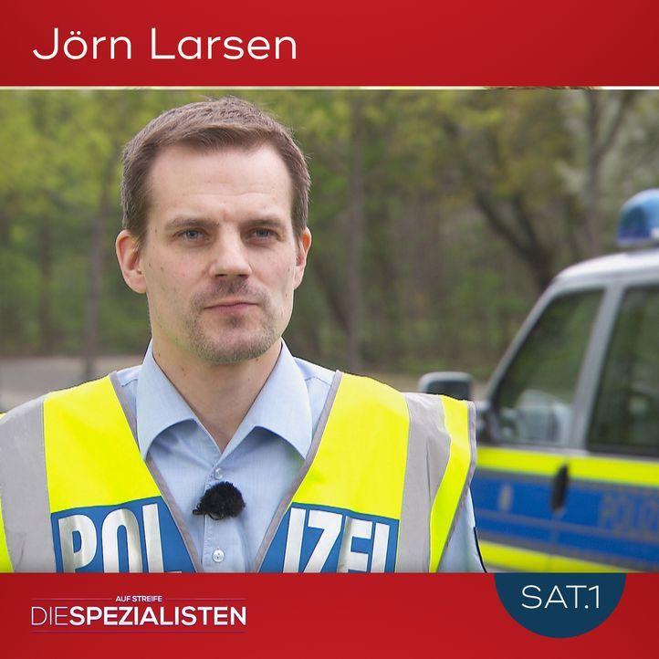 Jörn Larsen - Bildquelle: SAT.1