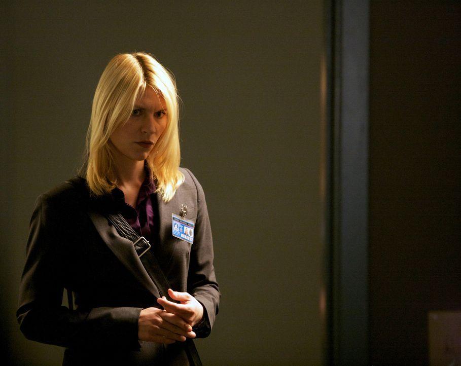 Dank des Lügendetektors wird Carrie (Claire Danes) Hamids Sterbehelfer finden, oder etwa nicht? - Bildquelle: 20th Century Fox International Television