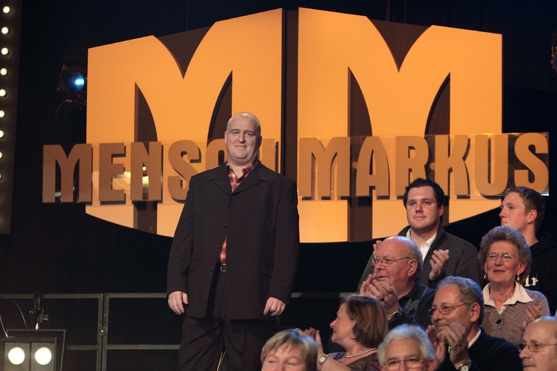 Vom Publikum immer wieder gefeiert: Markus Maria Profitlich - Bildquelle: Frank Hempel Sat.1