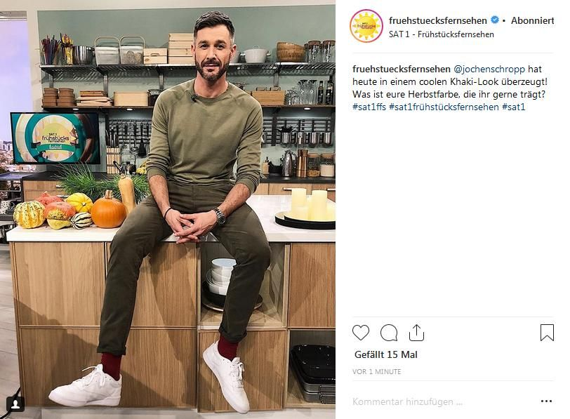 Outfit Jochen 07.11.2018