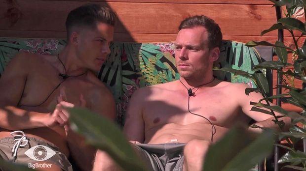 Big Brother - Big Brother - Folge 41: Philipps Geheimnis Wird Gelüftet