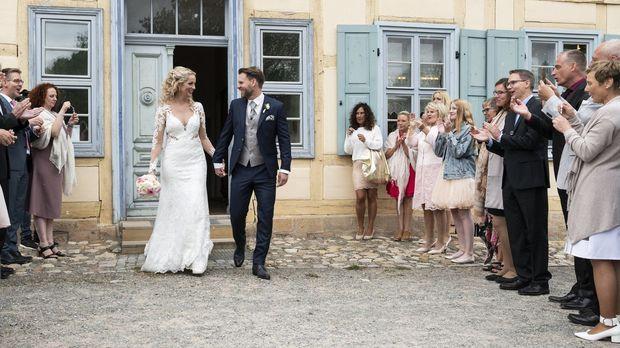 Hochzeit Auf Den Ersten Blick - Hochzeit Auf Den Ersten Blick - Ein Traum Wird Wahr Für Cindy Und Alexander