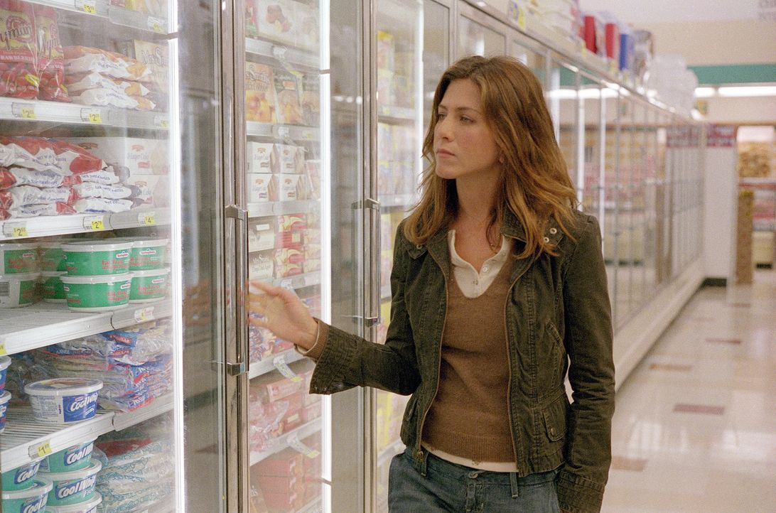Olivia (Jennifer Aniston) ist auf der Suche. Aber nicht nach Tiefkühlpizza, sondern nach sich selbst ... - Bildquelle: 2006 Sony Pictures Classics Inc. for the Universe excluding Australia/NZ and Scandinavia (but including Iceland). All Rights Reserved.