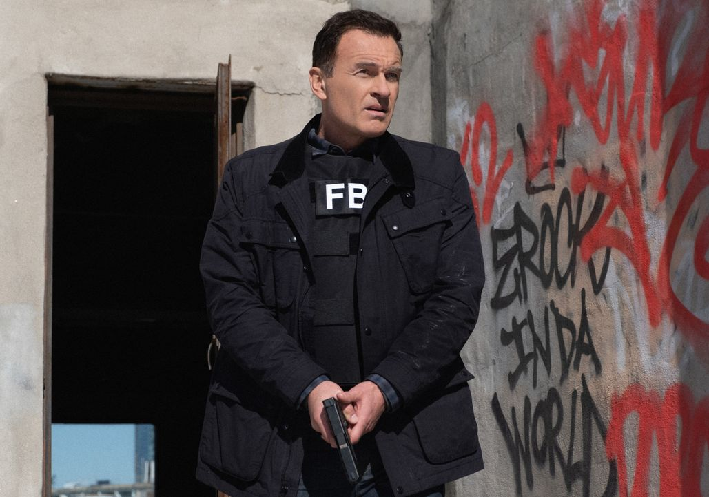 Jess LaCroix (Julian McMahon) - Bildquelle: Jeff Neumann 2019 CBS Broadcasting, Inc. All Rights Reserved. / Jeff Neumann