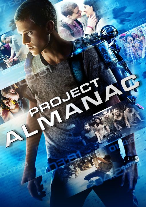 PROJECT ALMANAC - Artwork - Bildquelle: 2015 Paramount Pictures. All Rights Reserved.