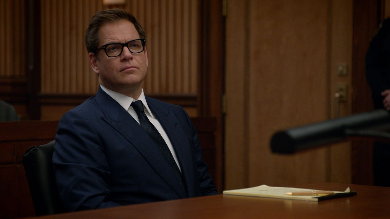 Dr. Jason Bull (Michael Weatherly) - Bildquelle: 2017 CBS Broadcasting, Inc. All Rights Reserved.