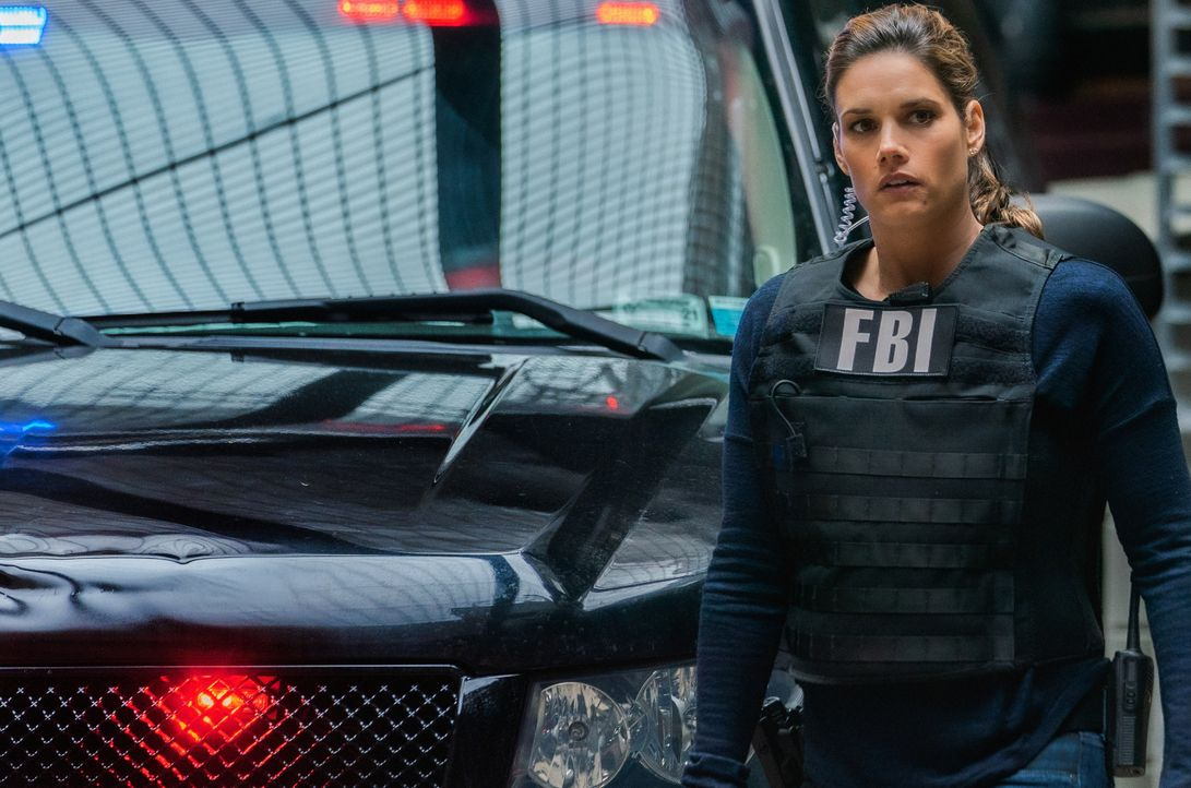 Special Agent Maggie Bell (Missy Peregrym) - Bildquelle: Michael Parmelee 2019 CBS Broadcasting, Inc. All Rights Reserved. / Michael Parmelee