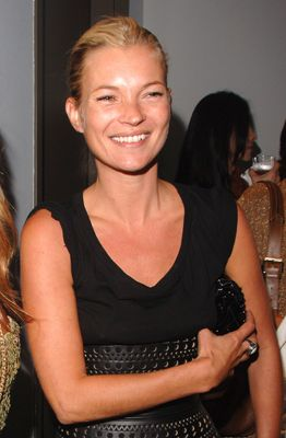 Galerie Kate Moss - Frühstücksfernsehen - Bildquelle: getty - AFP