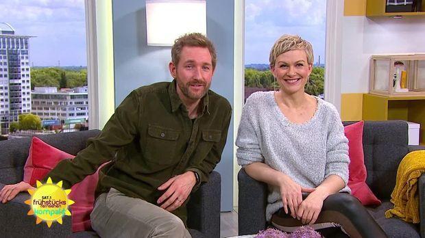 Frühstücksfernsehen - Frühstücksfernsehen - 07.02.2020: Vanessa Mai, Schul-comedy & Backpulver