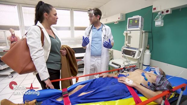 Klinik Am Südring - Klinik Am Südring - Ein Glasklarer Fall