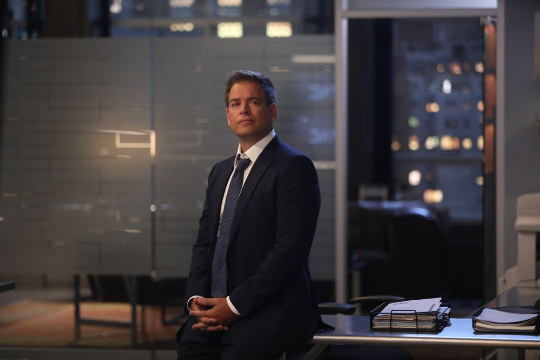 Dr. Jason Bull (Michael Weatherly) - Bildquelle: Craig Blankenhorn 2018 CBS Broadcasting, Inc. All Rights Reserved