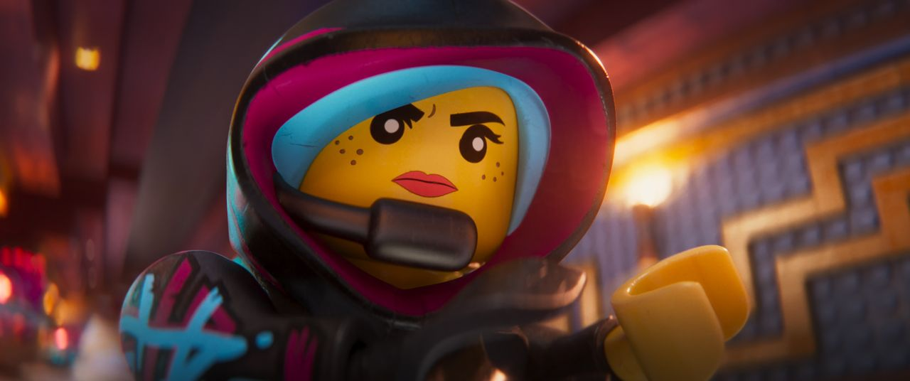 Wyldstyle / Lucy - Bildquelle: Warner Bros. Entertainment Inc. LEGO, the LEGO logo and the Minifigure are trademarks of The LEGO Group. © The LEGO Group.