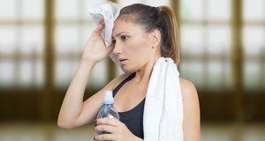 Bei extremer Anstrengung lieber normales Wasser trinken.