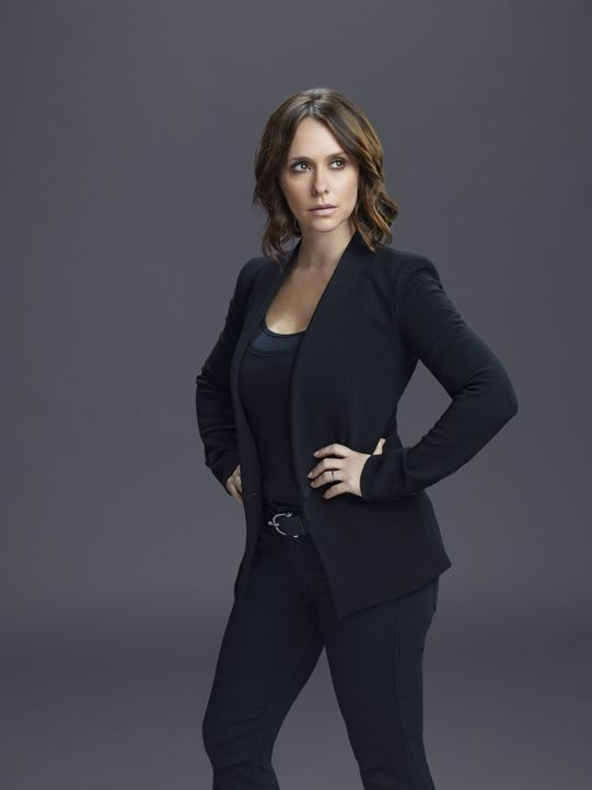 (10. Staffel) - Neues Teammitglied: Agentin Kate Callahan (Jennifer Love Hewitt) ... - Bildquelle: Cliff Lipson ABC Studios