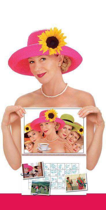 Die selbstbewusste und flippige Chris Harper (Helen Mirren) hat eine zündende Idee! Um Geld für das örtliche Krankenhaus zu sammeln will sie den all... - Bildquelle: Buena Vista Pictures Distribution /   Touchstone Pictures. All Rights Reserved.