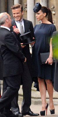 William-Kate-Westminster-Abbey-David-Victoria-Beckham-11-04-29-200_404_AFP - Bildquelle: AFP