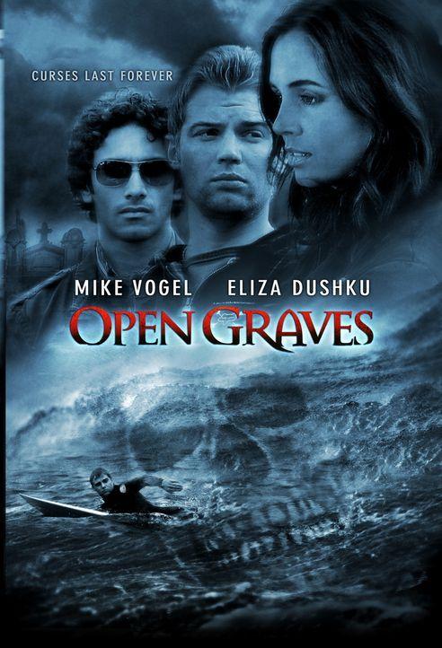 Open Graves- Artwork - Bildquelle: Manufacturas Audiovisuales, S.L. and Urconsa 2003, S.L.