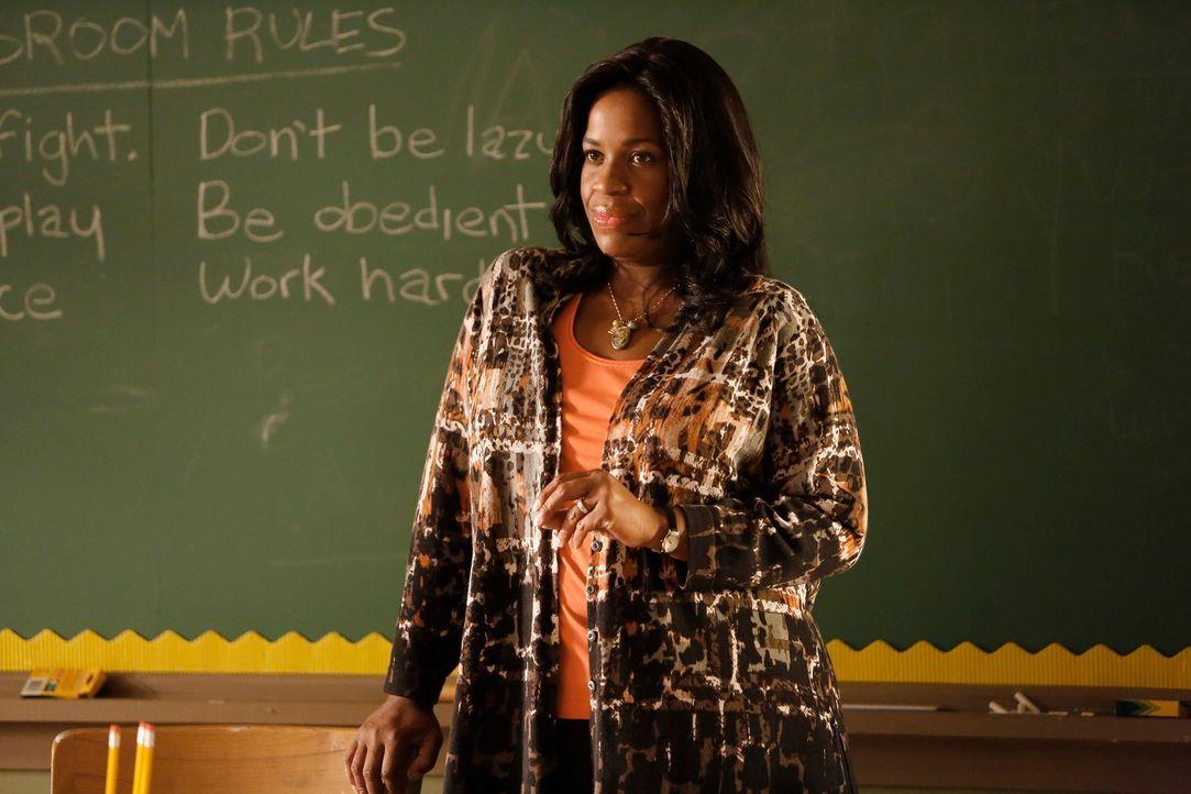 Können die Lehrerin Mrs. Ruiz (Michael Hyatt) und ihre Schüler Castle bei der Aufklärung seines aktuellen Falles helfen? - Bildquelle: Nicole Wilder ABC Studios