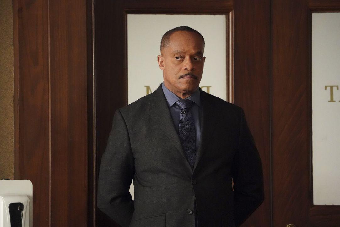Leon Vance (Rocky Carroll) - Bildquelle: Bill Inoshita 2021 CBS Broadcasting, Inc. All Rights Reserved. / Bill Inoshita