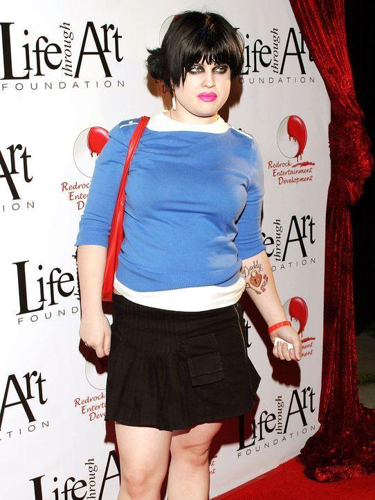 Kelly-Osbourne-03-12-13-getty-AFP - Bildquelle: getty-AFP