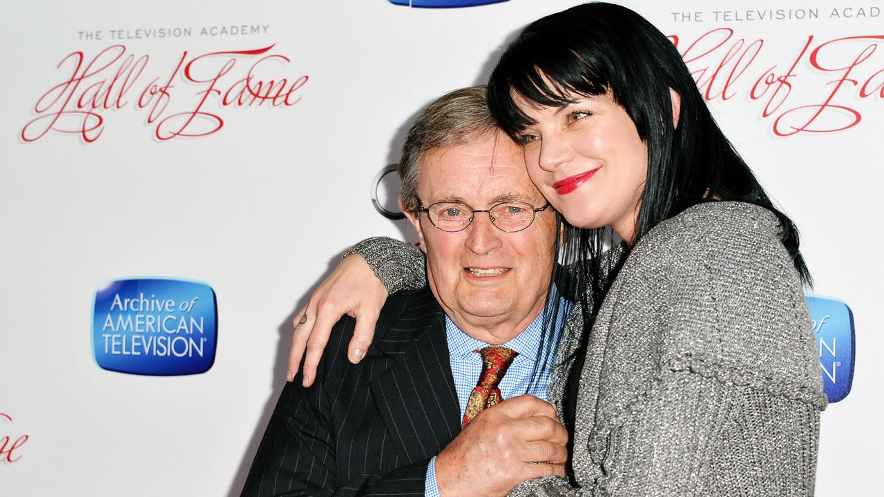 David-Mccallum-Pauley-Perrette-130311-getty-AFP - Bildquelle: getty-AFP