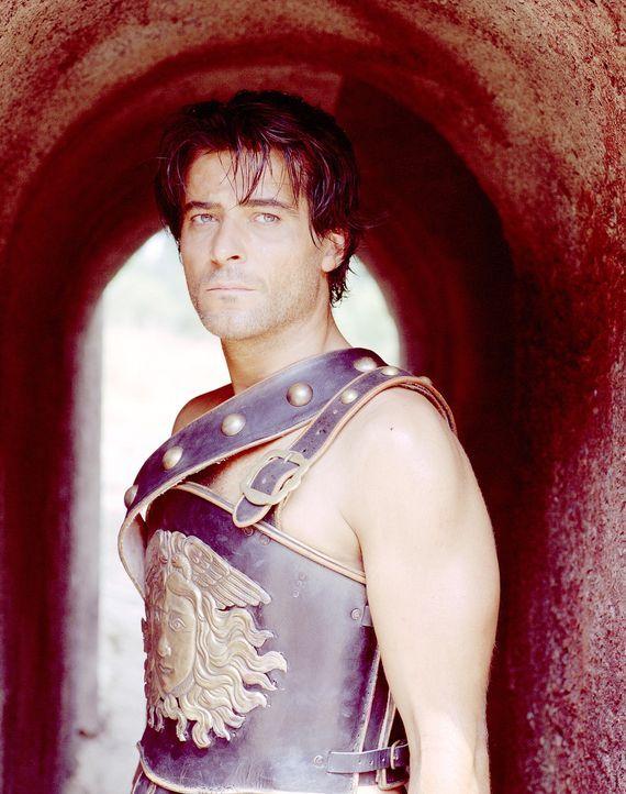 Nach einem verlorenen Kampf gegen die Römer landet der Thraker Spartacus (Goran Visnjic) als Sklave in der Gladiatorenschule von Capua. Hier wird er... - Bildquelle: USA Network Pictures