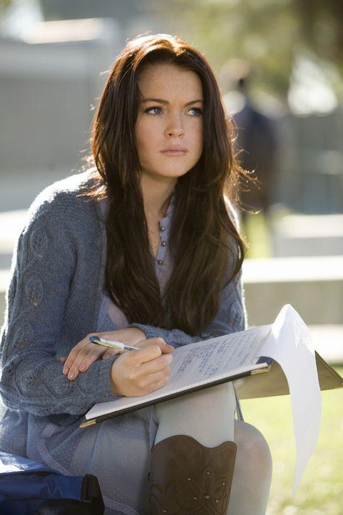 Aubrey Fleming (Lindsay Lohan) ist eine clevere Schülerin mit einer vielversprechenden Zukunft. Sie lebt in einer intakten Familie, hat einen netten... - Bildquelle: Sony 2007 CPT Holdings, Inc.  All Rights Reserved.