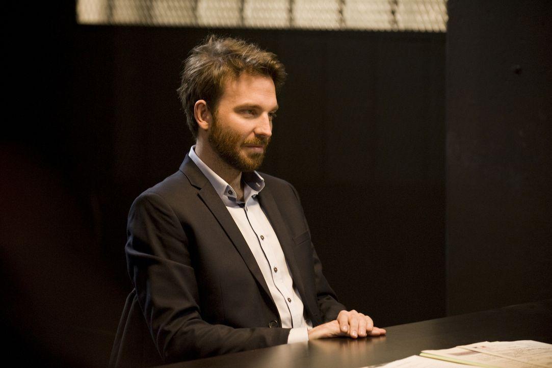 Leidet Gabriel Mangin (Martin Mallet) wirklich an einer schizophrenen Störung oder ist er einfach nur ein guter Schauspieler? - Bildquelle: Jaïr Sfez 2012 BEAUBOURG AUDIOVISUEL