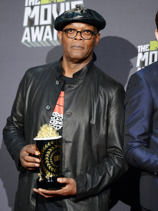 mtv-movie-awards-130414-Samuel-L-Jackson-getty-AFP - Bildquelle: getty-AFP