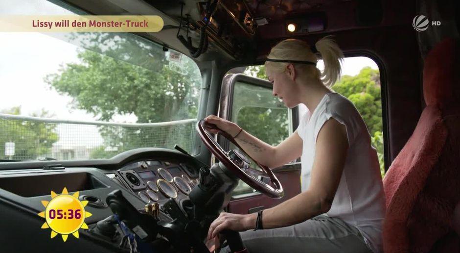 Eins trucker nackt kabel babes Star aus