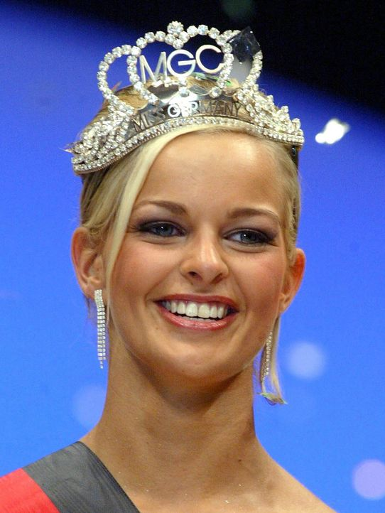 2005-Miss-Germany-Antonia-Schmitz-05-04-14-dpa - Bildquelle: Verwendung weltweit, usage worldwide
