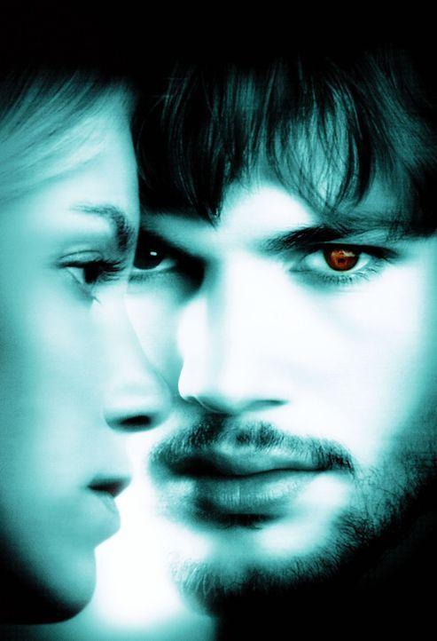 The Butterfly Effect - Das Ende ist erst der Anfang: Evan (Ashton Kutcher, r.) und Kayleigh (Amy Smart, l.) ... - Bildquelle: Warner Brothers
