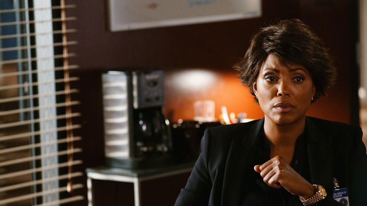 Gemeinsam mit ihrem Kollegen, versucht Tara (Aisha Tyler) alles, um einen Serientäter zu fassen ... - Bildquelle: Monty Brinton ABC Studios