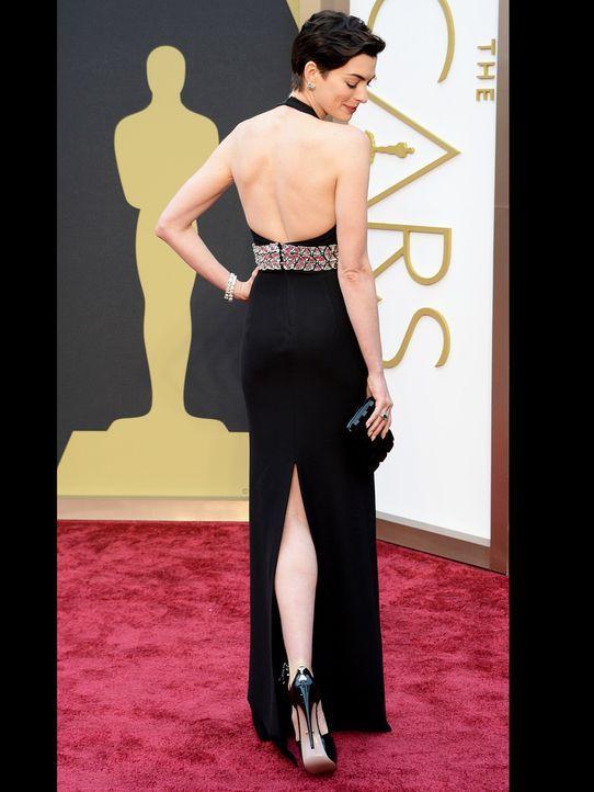 Anne-Hathaway-14-03-02-AFP - Bildquelle: AFP