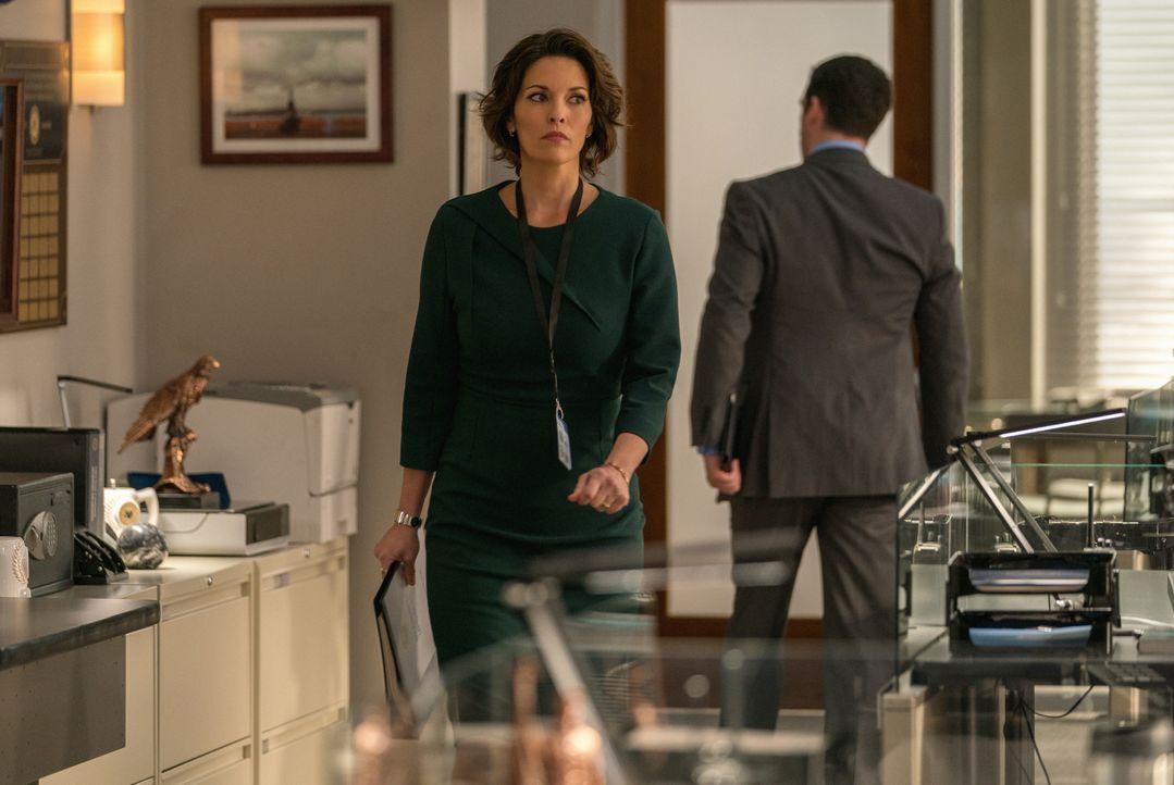 Special Agent Isobel Castille (Alana De La Garza) - Bildquelle: Michael Parmelee 2020 CBS Broadcasting Inc. All Rights Reserved. / Michael Parmelee