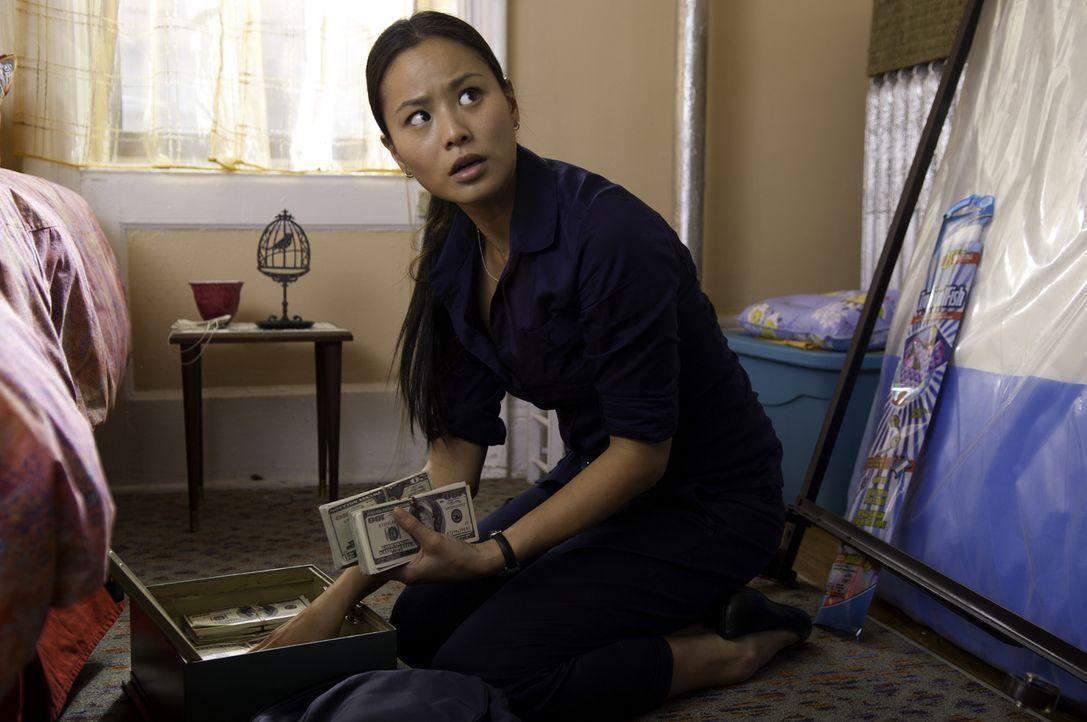 Nima (Jamie Chung) bittet Fahrradkurier Wilee, einen Briefumschlag nach Chinatown zu bringen. Doch schon kurz nach der Übergabe ergeben sich lebensg... - Bildquelle: 2012 Columbia TriStar Marketing Group, Inc.  All rights reserved.