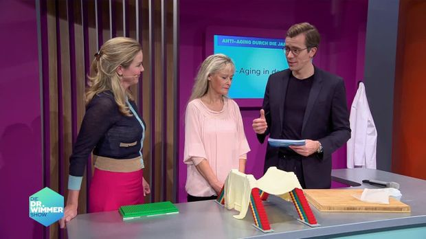 Die Dr. Wimmer Show - Die Dr. Wimmer Show - Anti-aging: So Sehen Sie Länger Jung Aus