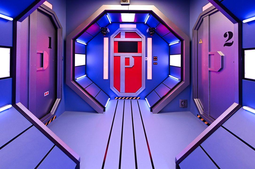 Promi Big Brother 2021 - Die ersten Fotos der Bereiche - 2272810 - Bildquelle: SAT.1/Willi Weber