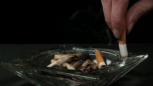Gewichtszunahme nach Rauchstopp? Wir klären auf im Blog!