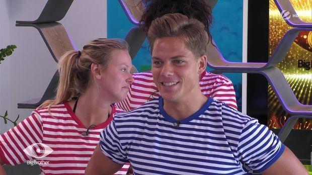 Big Brother - Big Brother - Folge 84: Die Finalisten Blicken Zurück Auf 100 Tage Voller Liebe, Tränen & Streit