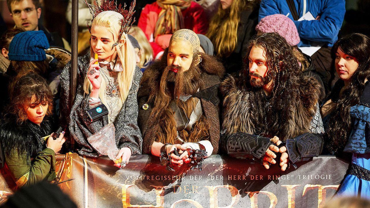 Hobbit-Europa-Premiere-13-12-09-03-dpa - Bildquelle: dpa
