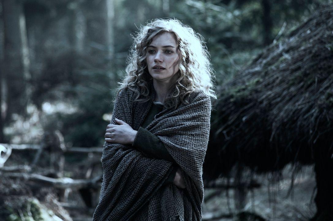 Riskiert ihr Leben, um die drei letzten Überlebenden der 9. Legion zu retten: Arianne (Imogen Poots) ....