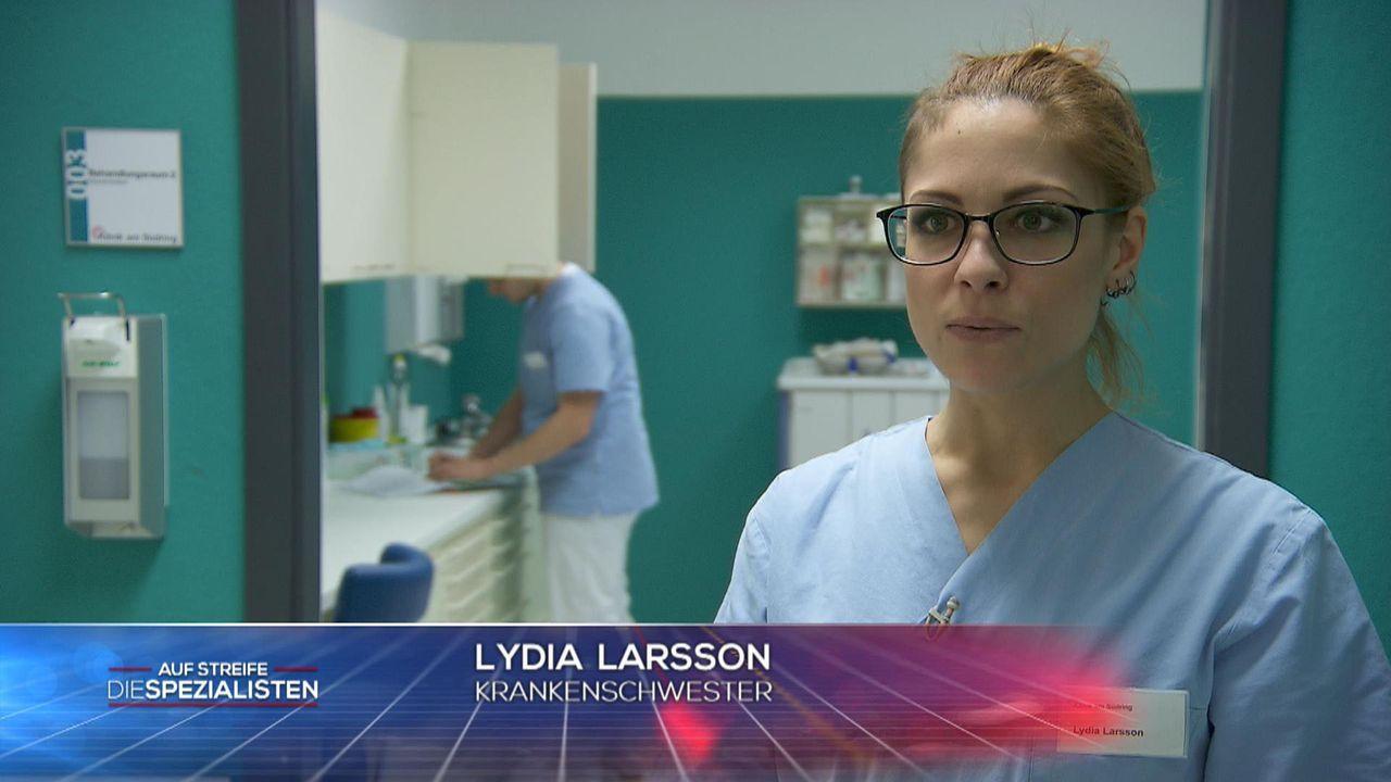 Lydia Larsson